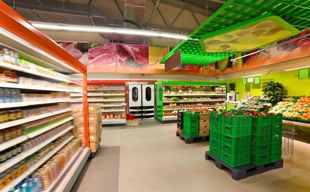 海康威视超市防盗报警及客流量统计系统