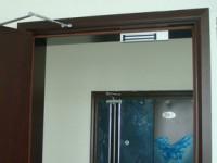 门禁磁力锁外开门安装方法与视频图解