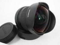 鱼眼监控摄像头的原理及应用场景